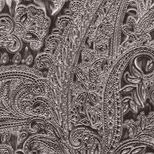 WSM PA02 PAISLEY English Toffee Scalamandre Wallpaper