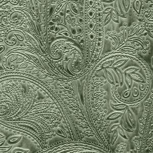 WSM PA07 PAISLEY Sage Scalamandre Wallpaper