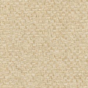WTW GT3912 ORGANIC PAPERWEAVE Rattan Scalamandre Wallpaper