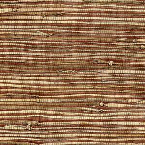 WTW GT3918 ORGANIC RUSHCLOTH Dusk Scalamandre Wallpaper
