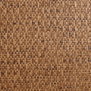 WTW SG5606 NATURAL MALI WEAVE Mocha Scalamandre Wallpaper