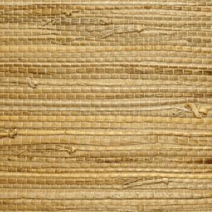WTW SG5643 NATURAL RUSHCLOTH Seaglass Scalamandre Wallpaper