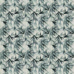 YABU Blue Spruce Vervain Fabric