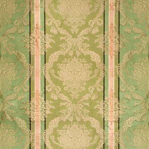 ZA 2194PTRS PETRARCA STRIPE Mint Old World Weavers Fabric