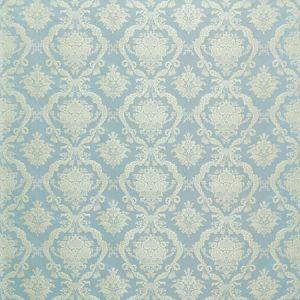 ZA 2201PETR PETRARCA DAMASCO Powder Blue Old World Weavers Fabric