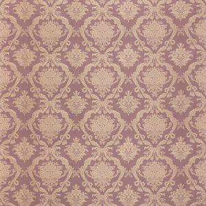 ZA 2204PETR PETRARCA DAMASCO Mauve Old World Weavers Fabric