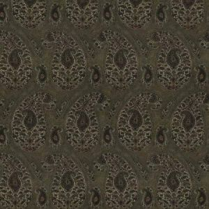 ZALIKI Tarragon Stroheim Fabric