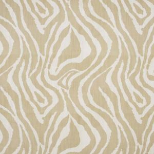 ZEBRA Sable Carole Fabric
