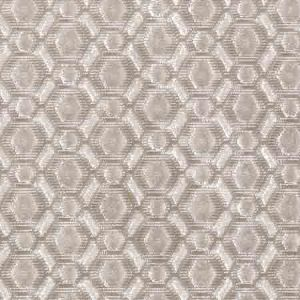 ZS 0004MANE MANETTA Silver Old World Weavers Fabric