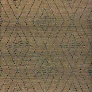 ZS 00178068 TORQUAY Slate Old World Weavers Fabric