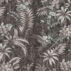 Z1721 Dis Legolas Botanical Black Brewster Wallpaper
