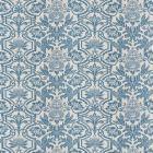 Vervain Jardinage Blue White Fabric