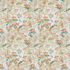 Vervain Buchoz Floral Mandarin Fabric