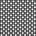 Schumacher Betwixt Black White Fabric