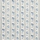 Schumacher Cabanon Stripe Bleu 175963 Fabric