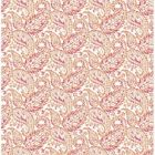 2657-22212  Adrian Pink Paisley Brewster Wallpapers