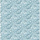 2657-22210  Adrian Blueberry Paisley Brewster Wallpapers