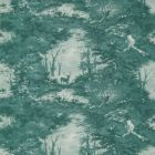 FG076-R11 Torridon Teal Mulberry Home Wallpaper