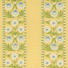 72333 MARGUERITE EMBROIDERY Buttercup Schumacher Fabric