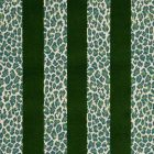 77141 GUEPARD STRIPE VELVET Emerald Schumacher Fabric
