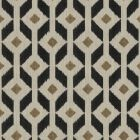 KINETOGRAPH Licorice Fabricut Fabric