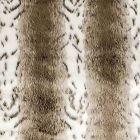 A9 0003 FURR FURRY Faux Linx Greige Scalamandre Fabric