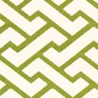 6340-14WP AGA Pistachio Green On Tint Quadrille Wallpaper