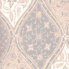 6630-10WP BALINESE BATIK Gray Cream On White Quadrille Wallpaper