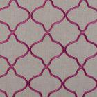 F0375/06 LEYLA Berry Clarke & Clarke Fabric
