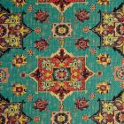 F0798/01 MALATYA Aqua Clarke & Clarke Fabric