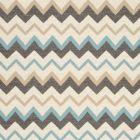 F0809/06 CHOOLI Mineral Clarke & Clarke Fabric