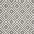 F0810/14 TAHOMA Smoke Clarke & Clarke Fabric