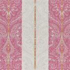 F0931/03 ROXANA Magenta Clarke & Clarke Fabric