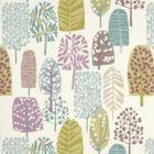F0992/02 TRAD Heather Olive Clarke & Clarke Fabric
