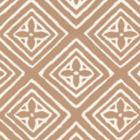 2490-04WP FIORENTINA Camel Ii On Tint Quadrille Wallpaper