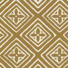 2490-26WP FIORENTINA Gold On Off White Quadrille Wallpaper