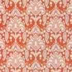GW 0002 27210 KANDIRA IKAT Papaya Scalamandre Fabric