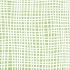 AP40303 CRISS CROSS Green On White Quadrille Wallpaper