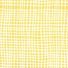 AP403-5 CRISS CROSS Yellow On White Quadrille Wallpaper