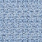 75921 DIAMOND STRIE Blue Schumacher Fabric