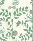 103/9030-CS SECRET GARDEN Dark Green Cole & Son Wallpaper