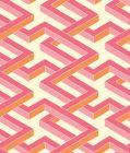 105/1004-CS LUXOR Pink Cole & Son Wallpaper