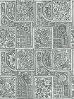 108/9046-CS BELLINI Black White Cole & Son Wallpaper