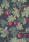 114/1001-CS FRUTTO PROIBITO Ink Magenta Cole & Son Wallpaper