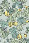 114/1002-CS FRUTTO PROIBITO Seafoam Lemon Cole & Son Wallpaper