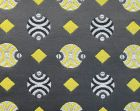 CL 001036409 RAKU Nero Scalamandre Fabric