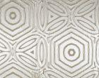 F3 00028018 TRINITA DEI MONTI GEO Sand Old World Weavers Fabric