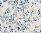 16552-001 NANJING China Blue Scalamandre Fabric