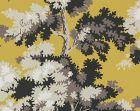 WSB 00920444 RAPHAEL Yellow Grey Lh Sandberg Wallpaper