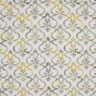 BENECROFT Lemon Carole Fabric